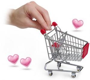 carrinho compras ecommerce