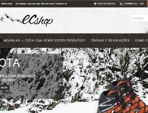 Monte você mesmo sua loja virtual com a eCShop
