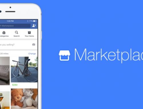 Entenda como funciona o Facebook Marketplace